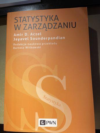 Statystyka w zarządzaniu - Amir D. Aczel