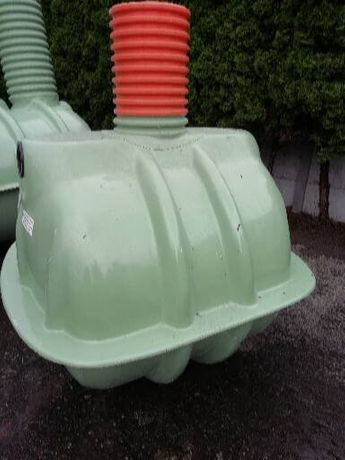 deszczówka zbiornik szambo 1300 przepompownia oczyszczalnia