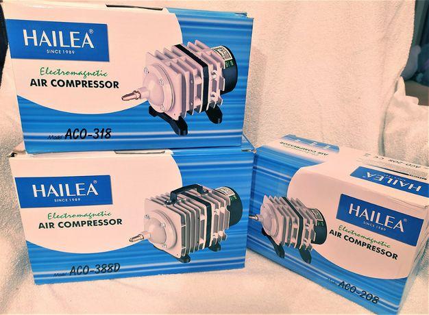 HAILEA Pompa powietrza, kompresor ACO-388D 4800 L/h NOWA