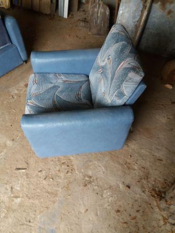 Fotele tapicerowany nie duży rozmiar 2 szt