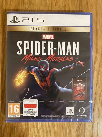Spider-Man Miles Morales - nowa PS5