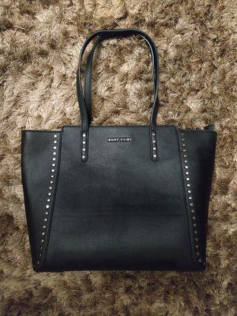 Sztywna torebka shopperbag CCC Jeany Fairy A4