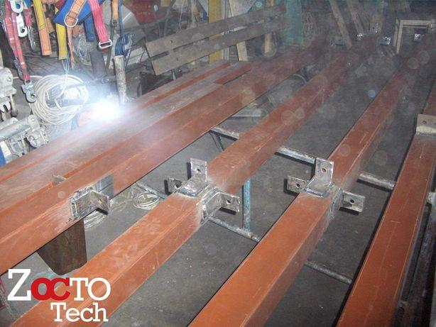 Sprzedaż i docinanie profili metalowych na wymiar