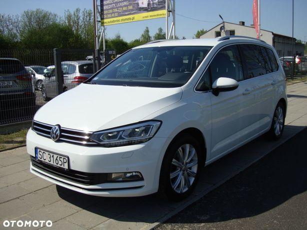 Volkswagen Touran 1.4 TSI 150KM Full LED Salon Polska