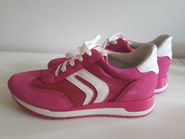 GEOX buty sportowe różowe 37