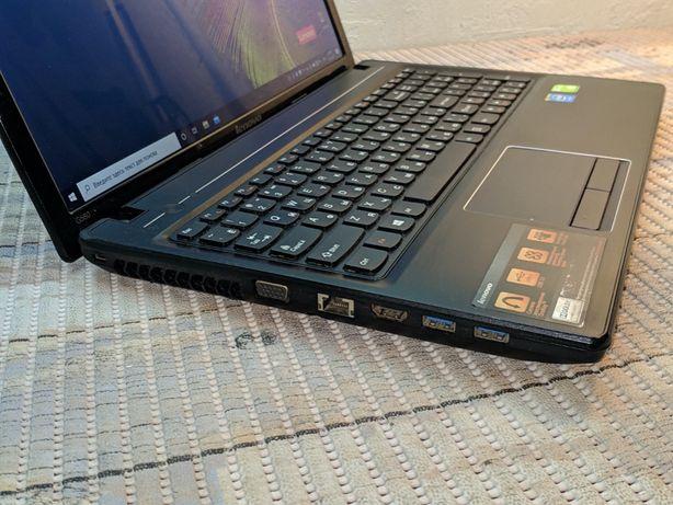 Игровой ноутбук Lenovo intel 2.4Ghz Geforce 635 2GB сумка + мышка