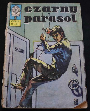 Komiks : Kapitan Żbik - Czarny parasol 1971