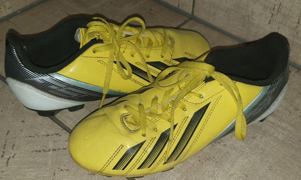 ADIDAS buty piłkarskie korki r. 36 22,5cm