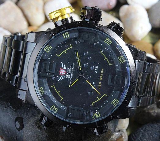EKSKLUZYWNY zegarek Dual Time - NOWY !!!