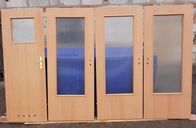 Drzwi wewnętrzne PORTA 4 skrzydła