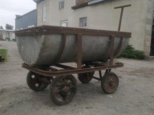 Wózek - Wanna - na kołach - wózko-wanna