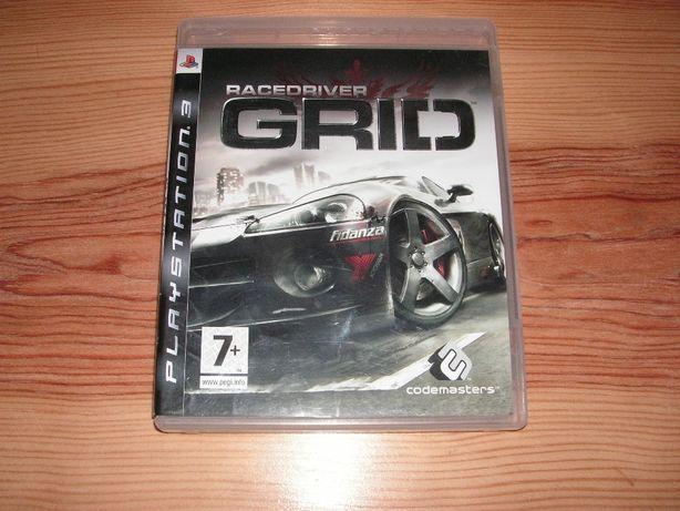 Jogo Playstation 3 PS3 - Race Driver Grid