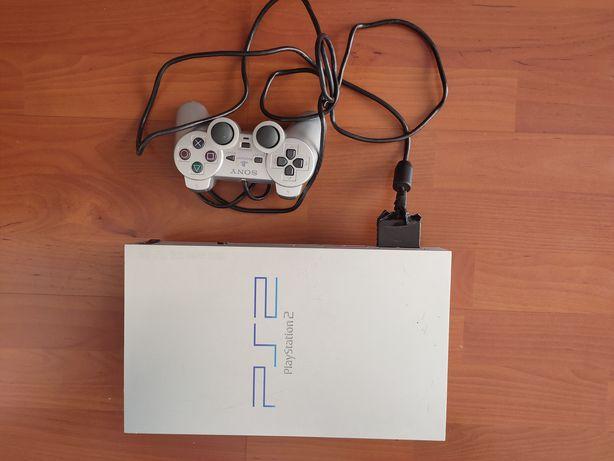 Playstation 2 Sony avariada