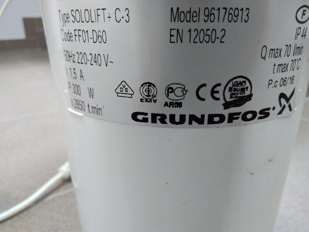 Przepompownia Grundfos