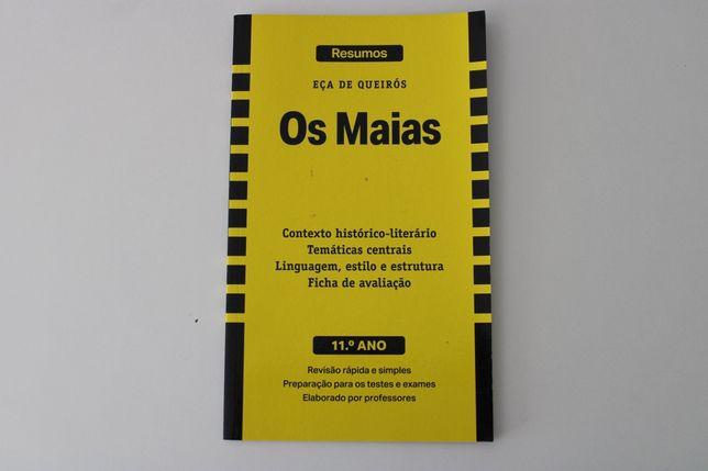 Livro de Resumos sobre os Maias