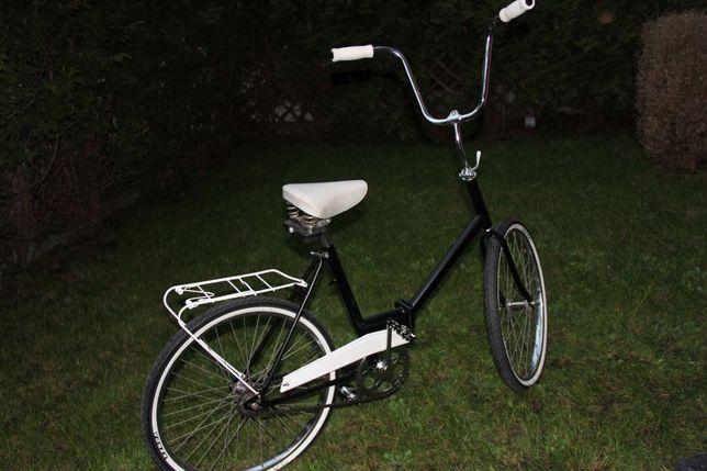 Rower retro, stylowy, Jubilat