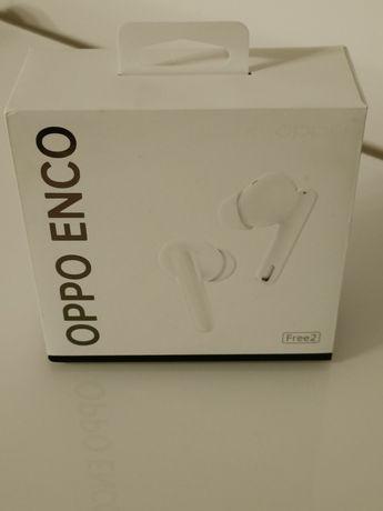 Słuchawki Oppo enco free 2 NOWE