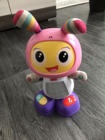 Robot bebo fisher cena fille dziewczynka zabawka interaktywna