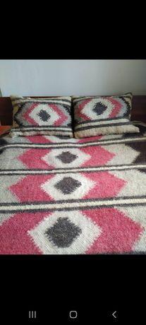 Набір двохспальний ліжник і подушки
