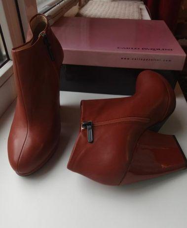 Женская обувь-батильоны