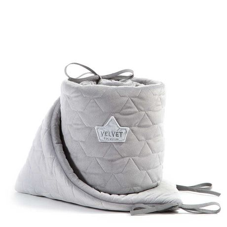Ochraniacz na łóżeczko La Millou Velvet Collection