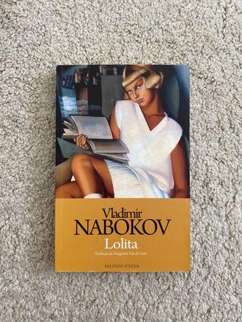 Livro Lolita Vladimir Nabokov