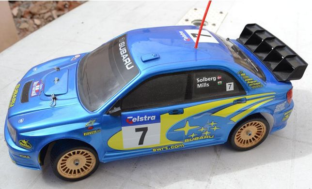 RC Subaru Impreza WRC 2003 4x4, novo
