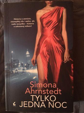Tylko jedna noc - Simona Ahrnstedt