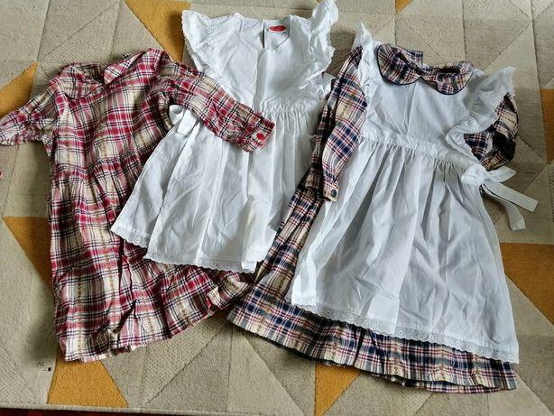 Vestidos criança, 4 e 6 anos
