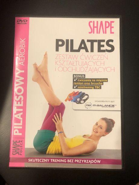 Ćwiczenia Pilatesowy Areobik Pilates SHAPE