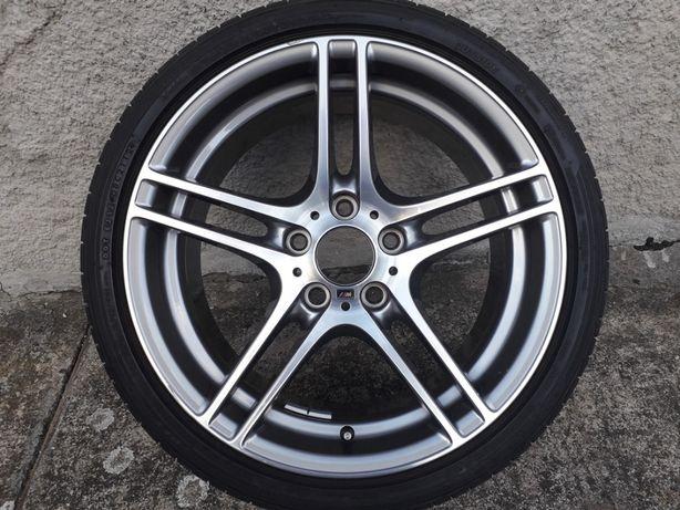 Felga 18'' 5x120 ET52 ORYGINAL BMW 6_856_667 M-Power + Opona 245/35/18