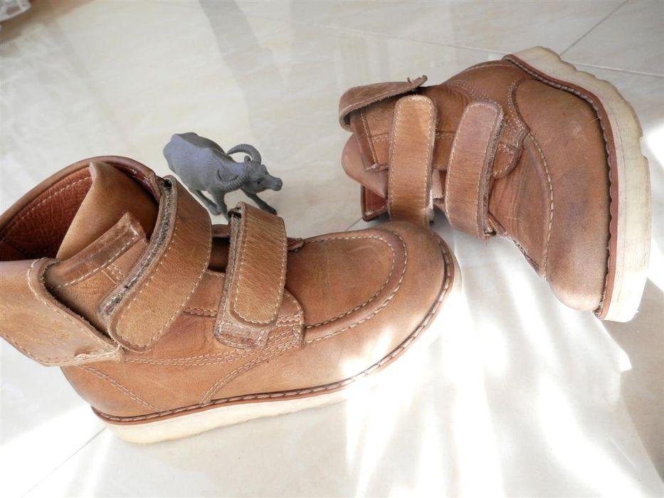 Чобітки сапоги ботинки Naturino 28, устілка 18 см Geox Bisgaard Kavat Львов - изображение 1