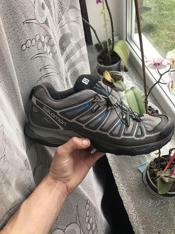 Трекинговые кроссовки salomon x-ultra gore tex