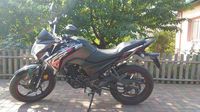 Мотоцикл Geon cr6