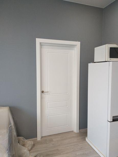 Продажа монтаж межкомнатных дверей