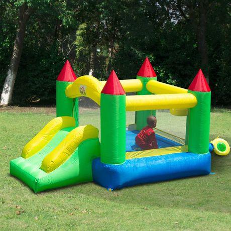Castelo Insuflável para Crianças NOVO