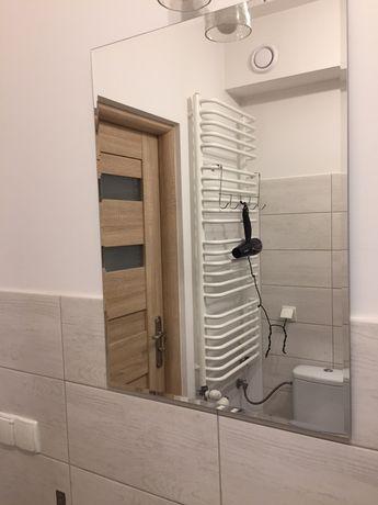 Lustro plus oswietlenie do łazienki