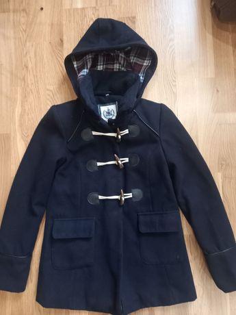 Пальто на дівчинку 10-11 років ріст 140-146