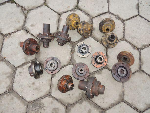 Sprzęgło zębate łącznik do przekładni reduktora silnika suwnicy