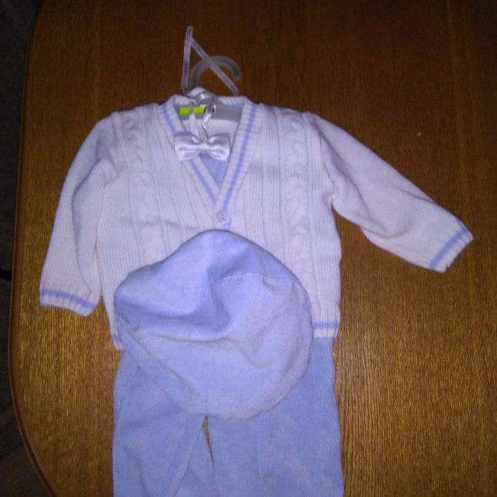 Spodnie, koszula, swetr Michałów - image 1