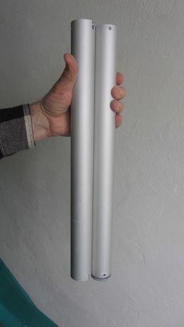 Труба алюминиевая диаметр 40 мм длина 45 см