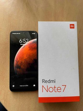 Xiaomi redmi note 7 3/32 black