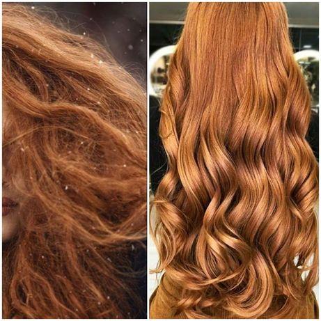 ЛЕЧЕНИЕ!! (а НЕ выпрямление)- КЕРАТИНовое восстановление волос LANZA