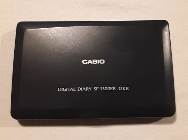 Casio Digital Diary SF 3300ER 32 KB