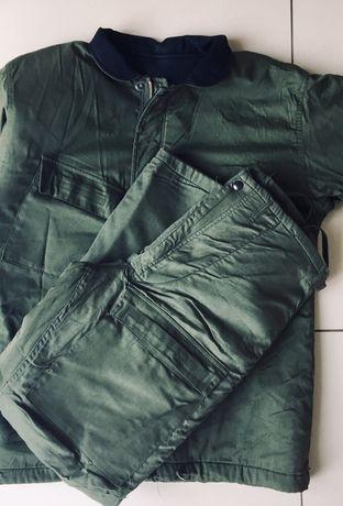 NOWA kurtka + spodnie robocze lub las, ryby