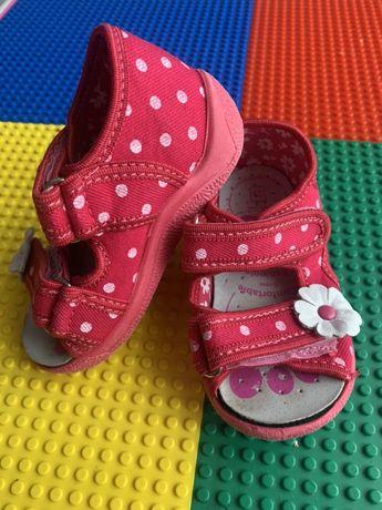 Sandały sandałki Renbut 13.5 cm bdb