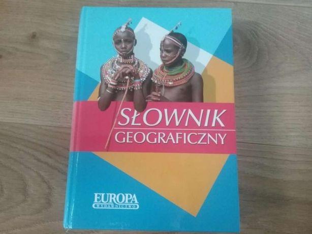Słownik geograficzny wydawnictwo Europa