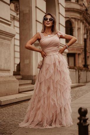 Suknia balowa na wesele długa Zuzanna