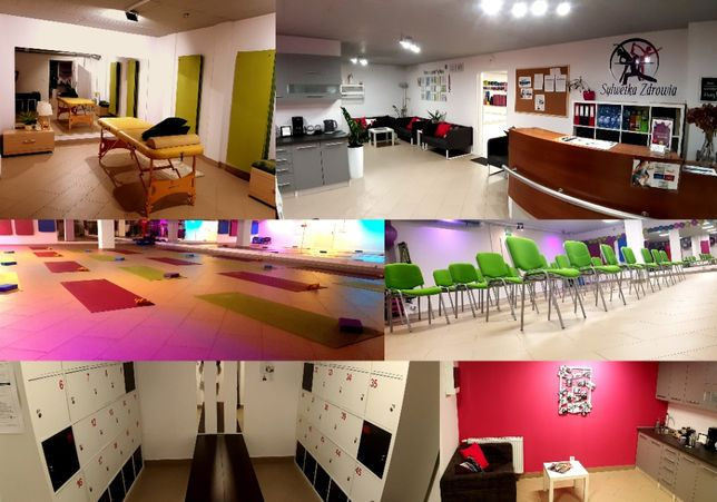Wynajem sali (duża i/lub mała) w centrum Wyszkowa (zajęcia/szkolenia)
