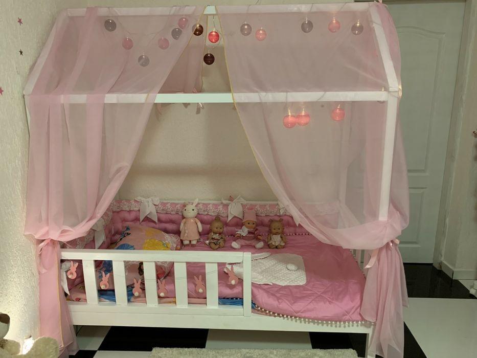Ліжко дитяче, ліжко, кровать, детская кровать, акція Киев - изображение 1